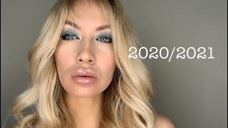 МАКИЯЖ 2020 2021 АКЦЕНТ НА ГЛАЗА