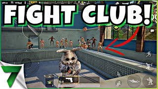 PUBG MOBILE NEW GAME MODE FIGHT CLUB!! | PUBG MOBILE