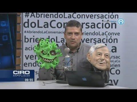¡Los mexicanos no perdonan! Máscaras de COVID dominan la tendencia para Día de Muertos