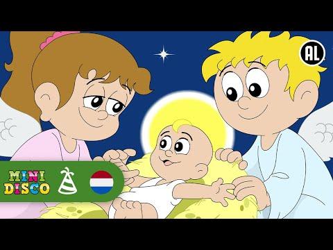 Stille Nacht Heilige Nacht | Kerstliedjes | Kinderliedjes | Minidisco
