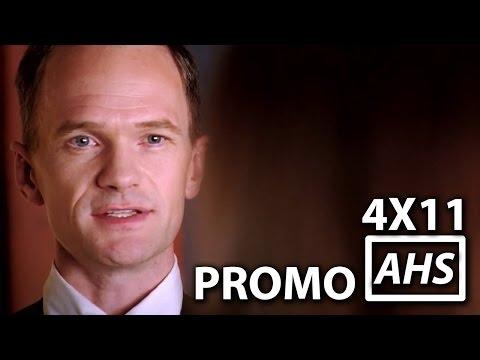 American Horror Story: Freak Show 4x11 Promo