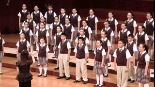 Ave Regina Coelorum--By Ko-Matsushita松下耕-復興中學合唱團Taipei Fuhsing Private School Choir