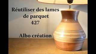 LAMES DE PARQUET. 427