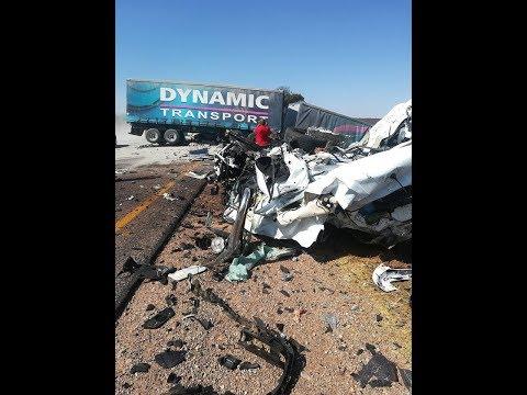 Heartfelt condolences to bereaved families of Limpopo crash victims