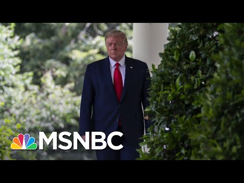 Trump Lawyers To Continue Fighting Tax Returns Subpoena After SCOTUS Ruling | Craig Melvin | MSNBC