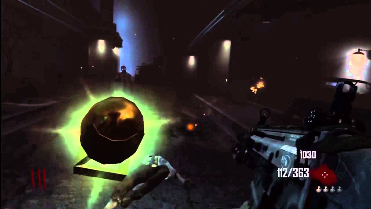 Wii U Black Ops 2 Zombies : Quot black ops wii u zombies gameplay survival on green