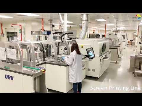 The Silicon Solar Cell Laboratories at SERIS
