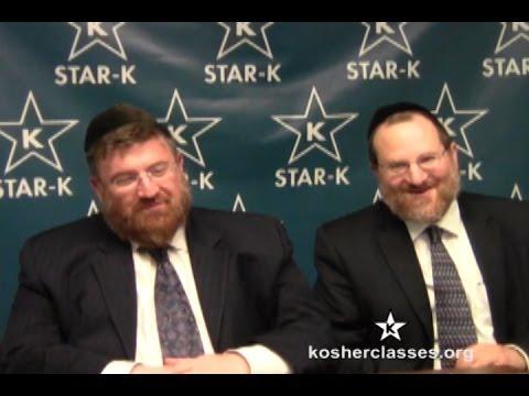 05-28-2014  STAR-K's webinar on The Glatt Kosher Meat Industry