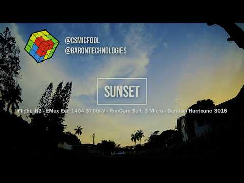 Фото Perfect Sunset Session with FPV Drone