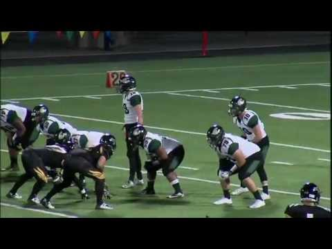 Football: Evergreen vs. Hudson's Bay - 9/16/16