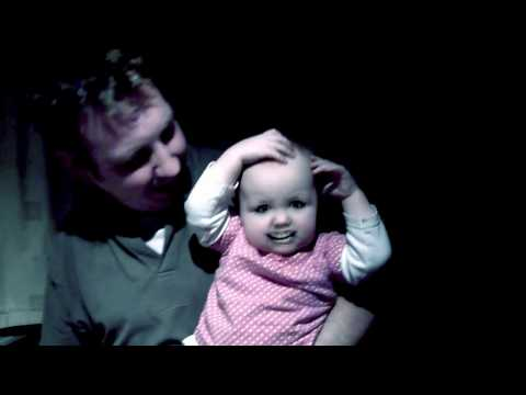 Really Cute Christmas Baby Singing