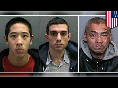 California jail break: 3 inmates break out of maximum security jail, manhunt underway - TomoNews
