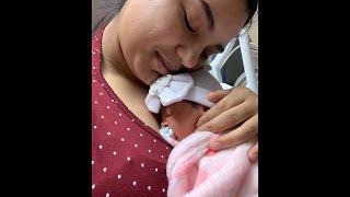 🔴En vivo desde el hospital cómo fue mi parto natural