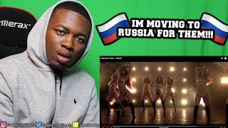 """I'M MOVING!!! FRAULES TEAM - """"YONCE""""- REACTION"""