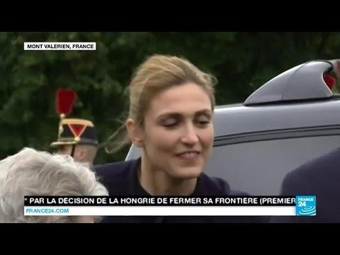 François Hollande - Julie Gayet : Première apparition publique lors d'un événement officiel