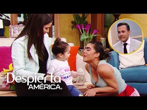 Mela la Melaza le pide consejos a Giulietta para conquistar a Carlos Calderón