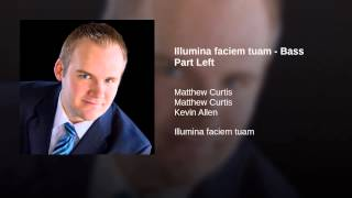 Illumina faciem tuam - Bass Part Left