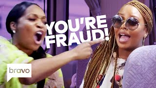 The Wildest Vacation Fights from the Real Housewives of Atlanta