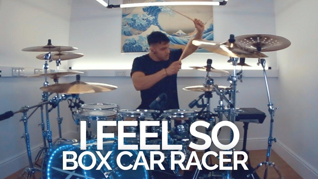 I Feel So - Box Car Racer - Drum Cover