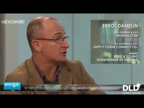 Matthew Bishop speaks with Errol Damelin