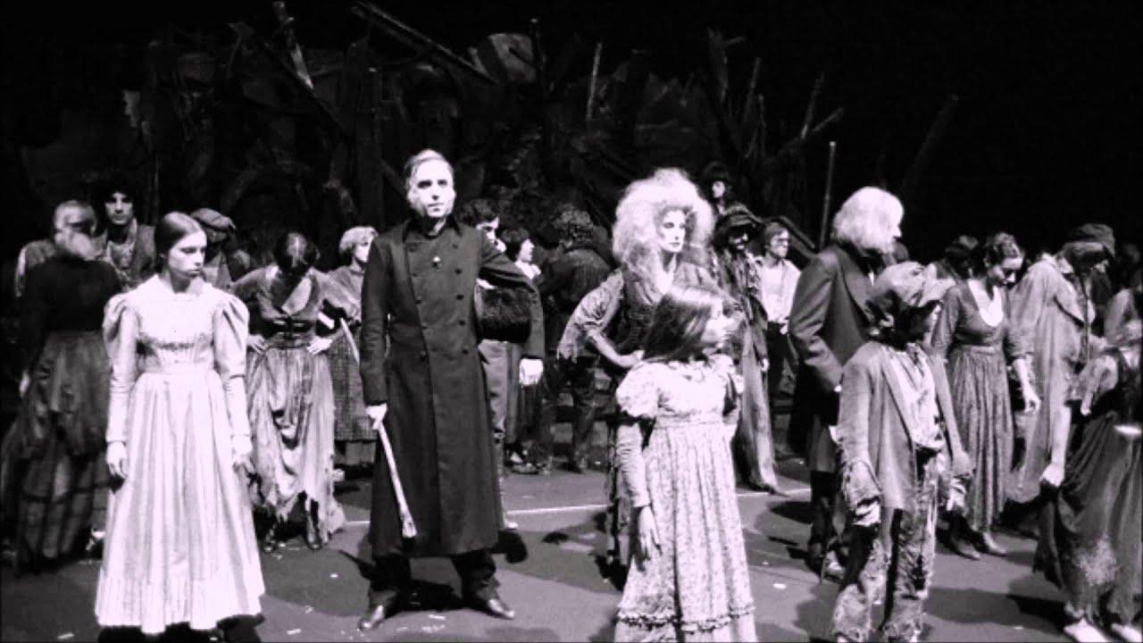 Les Misérables - Original 1980 French Production (full audio ...