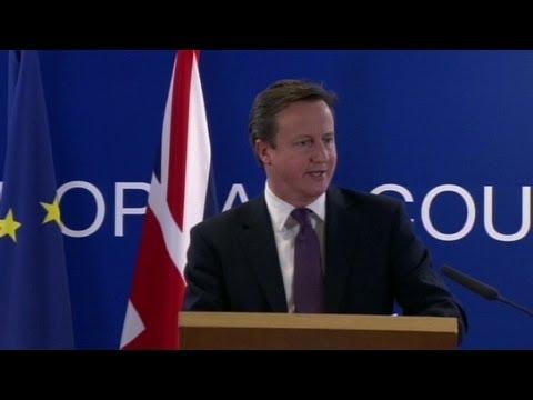 UK PM: