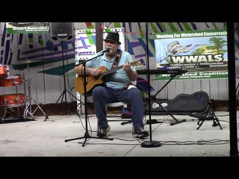 Choctaw Spirits of the Suwannee --Finalist Sweet William Billy Ennis