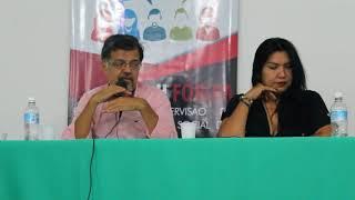 Palestra Dra. Rosa Lúcia Prédes Trindade e Dr. Reinaldo Pontes