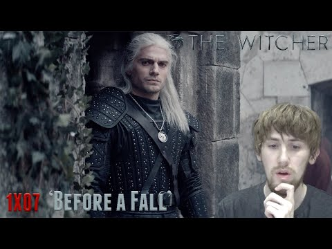 The Witcher Season 1 Episode 7 - 'Before A Fall' Reaction