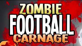 Zombie Football Carnage - Debut Indie Gameplay Trailer (2011) | HD