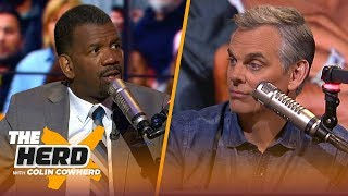 Rob Parker: Jeanie Buss' reign running the Lakers has 'been a bust', talks Aaron Rodgers   THE HERD