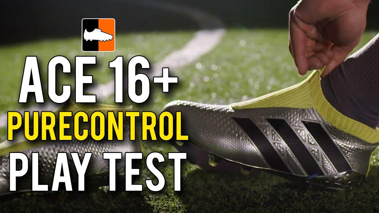 Mercury ACE16+ Purecontrol Play Test   adidas Euro 2016