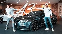 Audi A3   ÜBERRASCHUNG für Jens!   Daniel Abt