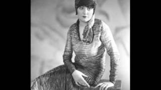 """Helen Morgan sings Gershwin """"DO-DO-DO"""" (1927)"""