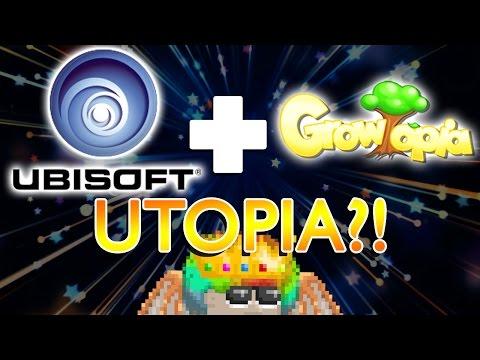 UBISOFT BOUGHT GROWTOPIA!?