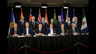 CANADA'S PREMIERS: The Council of the Federation