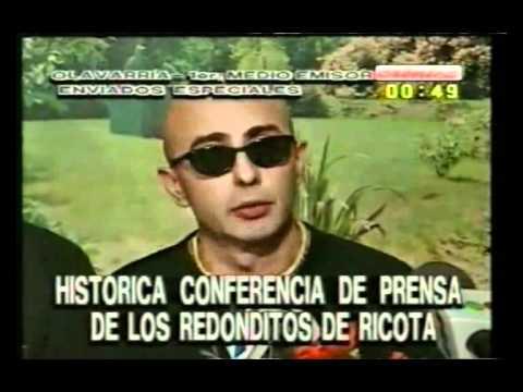 Conferencia de prensa completa de Los Redondos en Olavarría