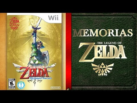 Memorias - The Legend of Zelda: Skyward Sword | 3 Gordos Bastardos