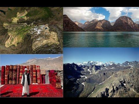 152. ΤΑΤΖΙΚΙΣΤΑΝ - TAJIKISTAN: Pamir, Khujand, Istaravshan, Fan Mountains, Dushanbe, Khorog