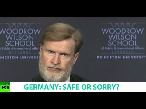 GERMANY: SAFE OR SORRY? Ft. Harold James, Professor of History and International Affairs