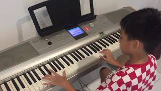 portals - alain silvestri from avengers: endgame (keyboard cover by bayu)