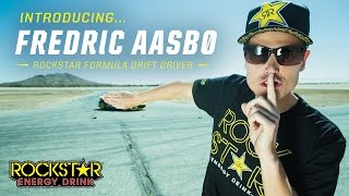 Introducing Formula Drift Driver Fredric Aasbø