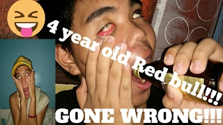 Super expired Red Bull || 4 year old Red bull drinking GONE WRONG!