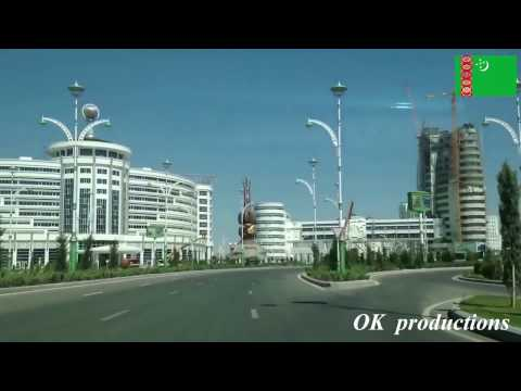 Türkmenistan AŞGABAT(capital of turkmenistan ASHGABAT)