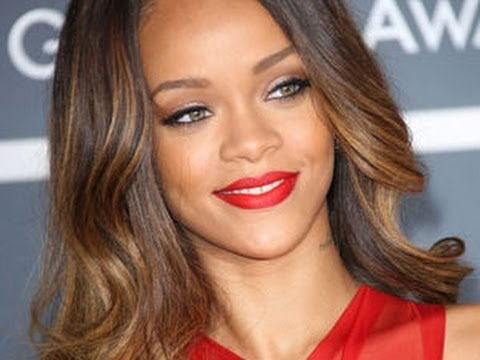 Rihanna: Maquillaje in... Rihanna Ageshamming