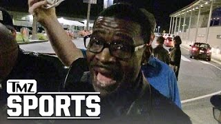 Michael Irvin Says Jerry Jones Can Save Johnny Manziel | TMZ Sports