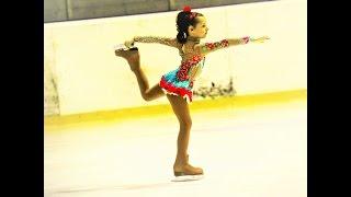 Влог Первое выступление Софикошки на соревнованиях по фигурному катанию. Видео для детей(Это мое самое первое выступление на соревнование по фигурному катанию в категории