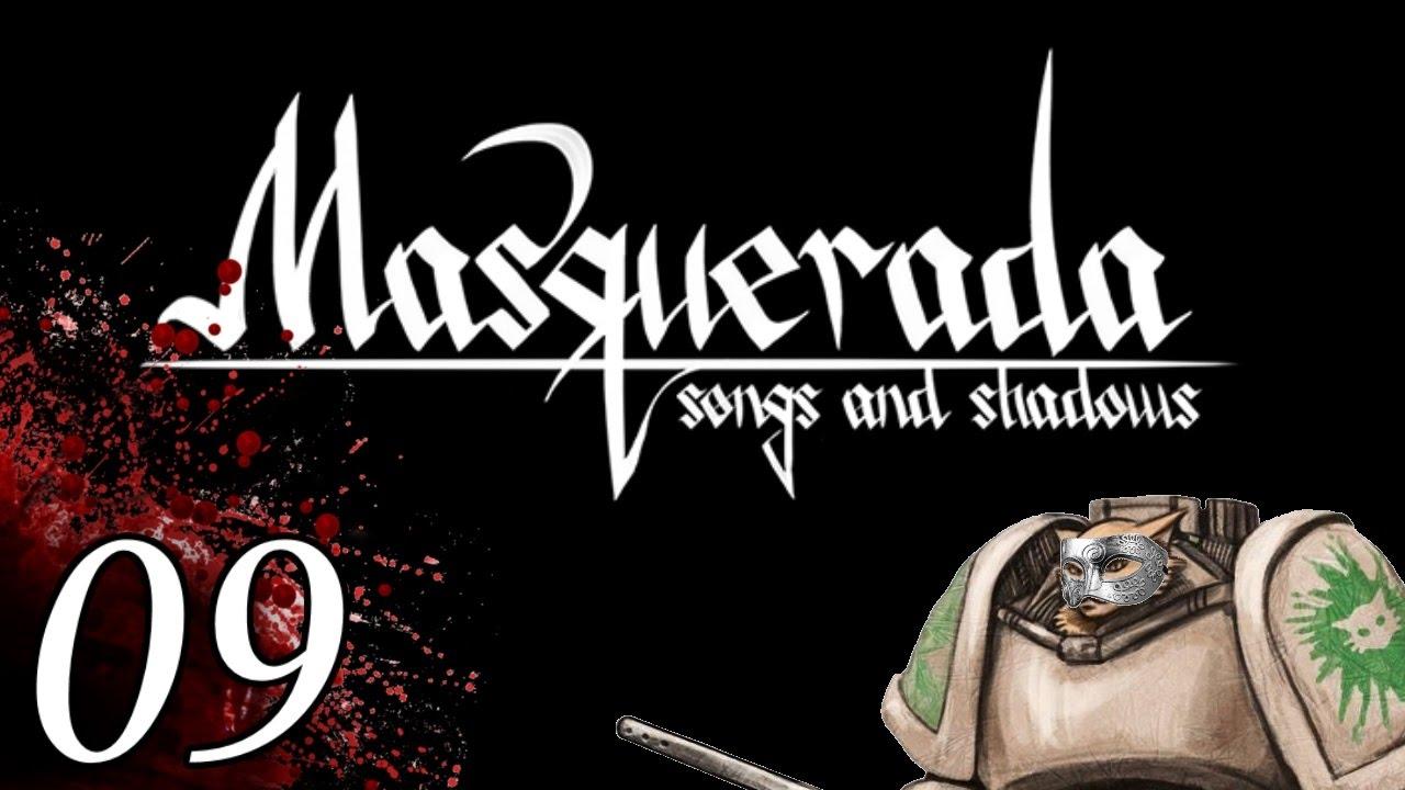 Masquerada Serial Killer Names Part 9 Let S Play Masquerada Gameplay
