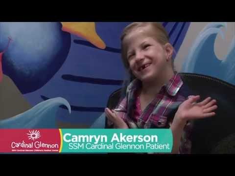 SSM Cardinal Glennon Children's Medical Center - Camryn Akerson