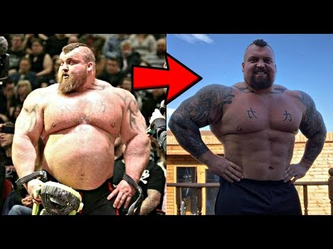 Could Eddie Hall be a bodybuilder?